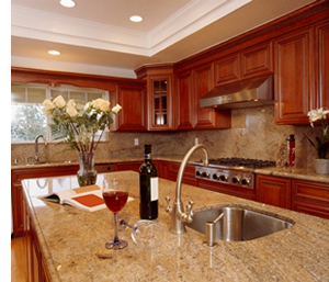 Granite Countertops Are Unique In That No Two Pieces Of Granite Are Exactly  The Same And It Adds A Richness And Texture To Your Home That Is Unmatched  By ...